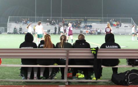 Girls soccer team playing strong through injuries