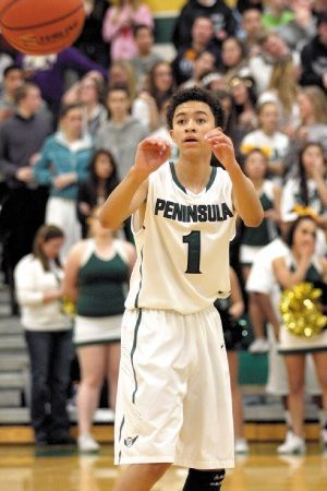 Star basketball player accepts Division 1 scholarship