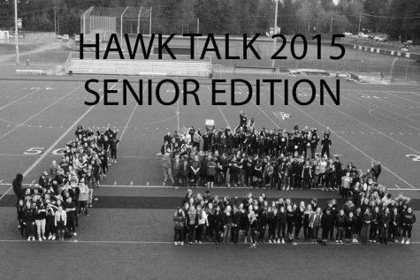 Hawk Talk: SENIOR EDITION 2015