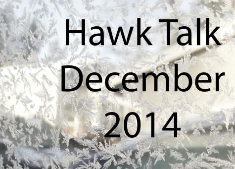 Hawk Talk: December 2014