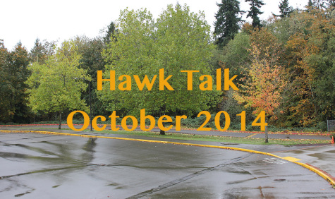 Hawk Talk: What's your favorite thing about fall?