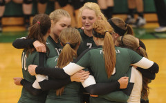 Volleyball sets hopes high for next season