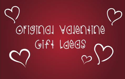 Original Valentine gift ideas