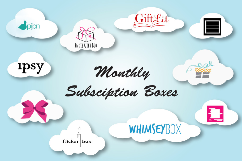 Ten fun monthly subscription packages