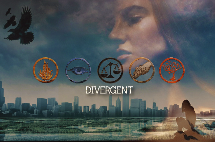 Divergent jumps to the big screen