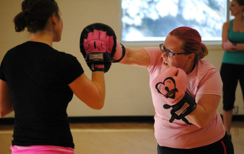 Pink Gloves Boxing Class kicks into action