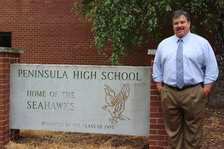 New principal at Peninsula