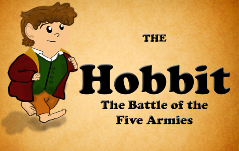 The Hobbit: The Battle of the Five Armies gets five stars