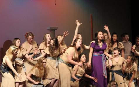 Spring Musical 2015 – Aida