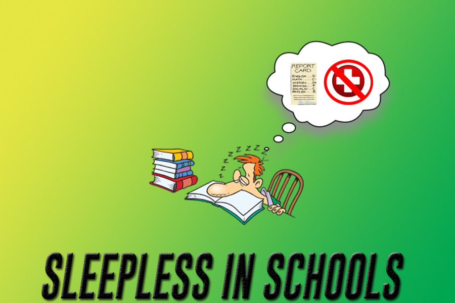 Students are getting less and less sleep. Here is what  guest reporter, Eric Wang has to say about it.