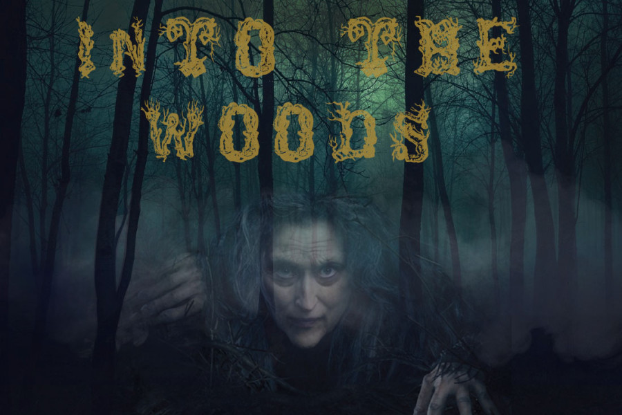 Reporter, Rachel Smith, reviews Disney's latest film. Into the Woods.