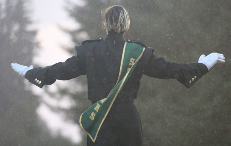 Tumwater Marching Competition