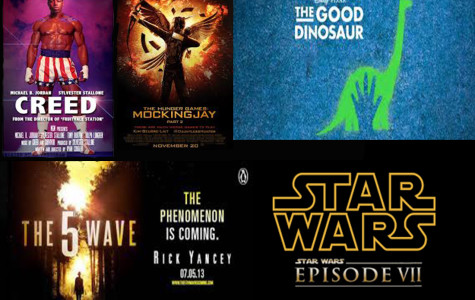 Winter Movie Preview 2015-2016