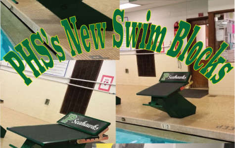 PHS Swim and Dive Chips Off the Old Blocks