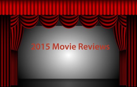 Different reporters give reviews of movies from 2015.