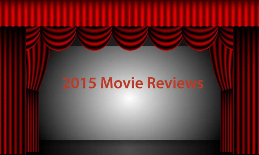 Different+reporters+give+reviews+of+movies+from+2015.