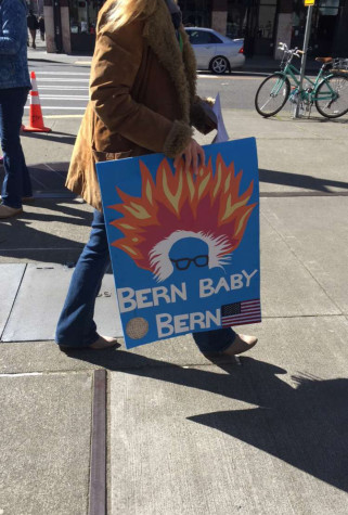 15K Gather at Safeco Field With a Common Purpose: To Feel the Bern