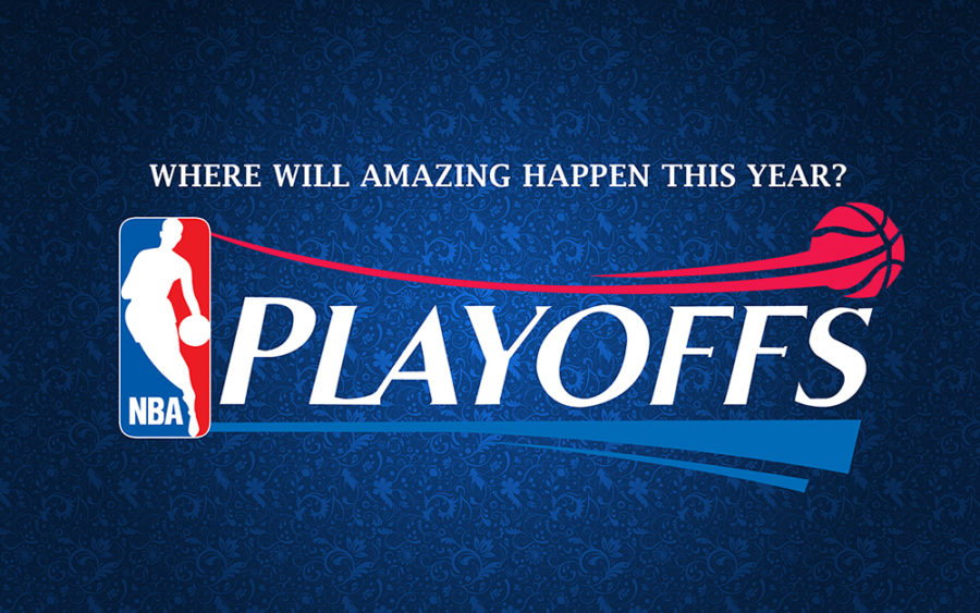 NBA playoffs Image