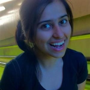 Microsoft employee Jasika Bawa is proof that coding is cool. Photo courtesy of Jasika Bawa.