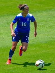 Managing Editor, Meghan Laakso, captures the difference between mens and womens soccer in the U.S.