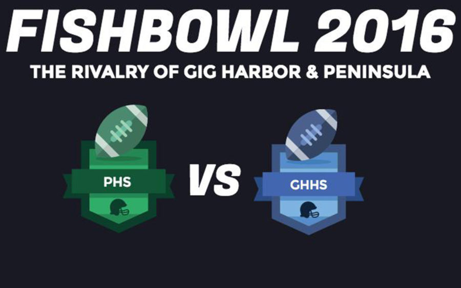 Peninsula Seahawks vs. Gig Harbor Tides.