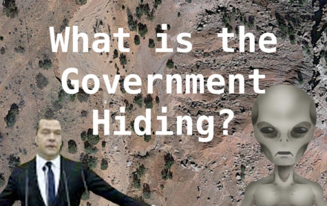 What is the Government Hiding? A Conspiracy Theory