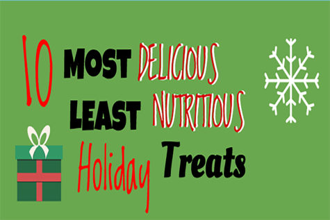 10 Most Delicious, Least Nutritious Holiday Treats