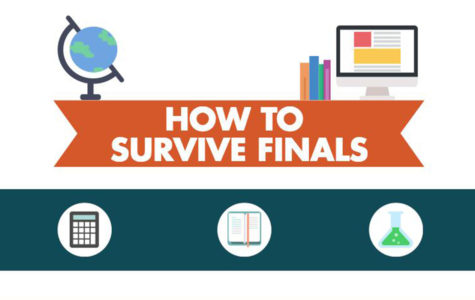 Tips and tricks on how to survive finals.