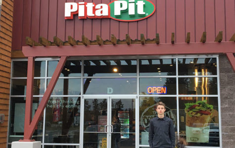Pita Pit located off Borgen Boulevard.