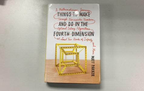 "Book Review: ""Things to Make and Do in the Fourth Dimension"""