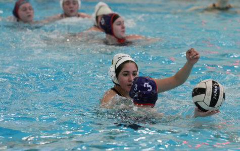 Girls Water polo vs Wilson (03/28/17)