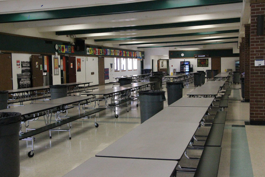 When you feel like you have to sit alone at lunch.