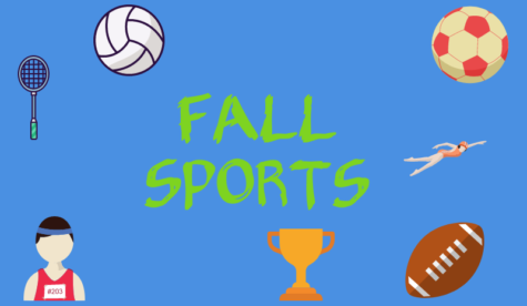 Fall Sports All League Athletes