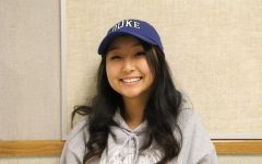 """Cheyenne Kim   Duke university   What made you choose your future school? """"I was having a small crisis in the beginning of my college search, but when I stumbled upon Duke and their schools ideals and spirit, it definitely caught my eye. It was more of a dream school for me since it was very likely Id be rejected, but when I got accepted, it made the experience that much more enjoyable. Go blue devils!""""  What are you most excited for? """"Duke basketball games and being able to study what I actually enjoy""""  What are your future plans?  """"Major: computer science. I wanna do some cool secret governmental hacking stuff, it looks dope on TV. Or just work at google."""""""
