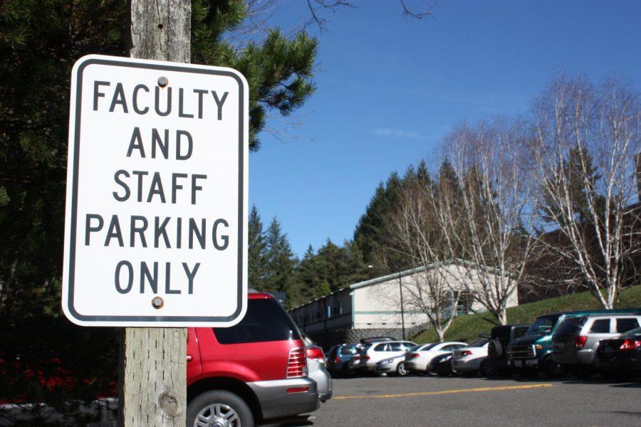 Parking at Peninsula