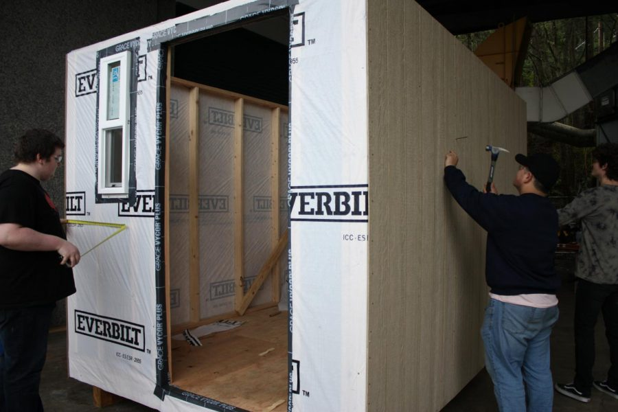 Peninsula is Building a Tiny House