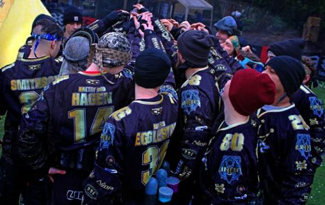 Competitive Paintball league getting ready to rumble.