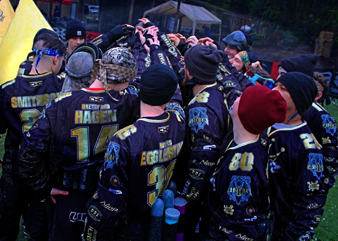 Competitive Paintball in Washington