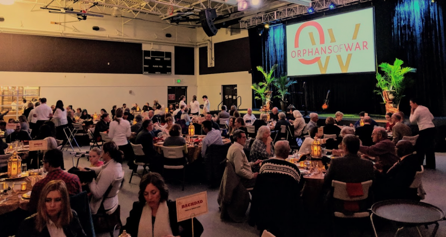 Orphans of War Fundraiser Dinner 2018