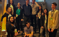 Students in Seattle: DECA edition