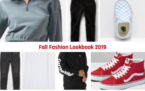 Fall Fashion Lookbook 2019