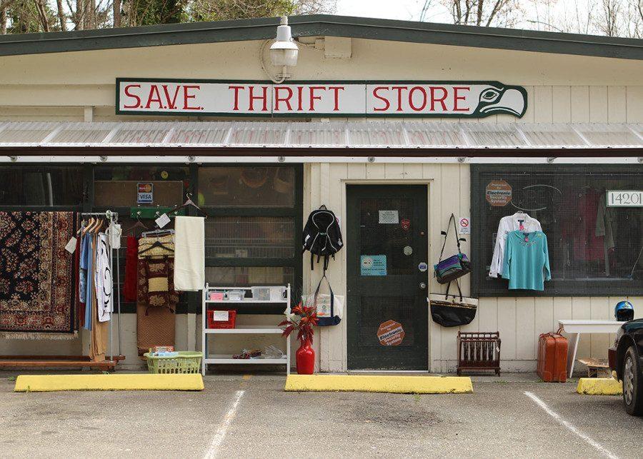 The S.A.V.E Thrift Store