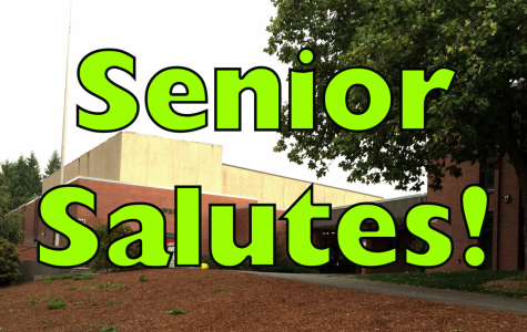 Senior Salutes!!