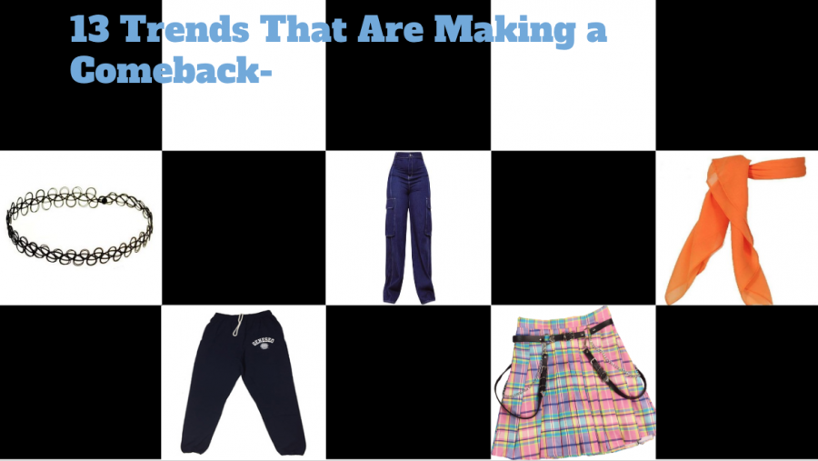 13 Trends That Are Making a Comeback-