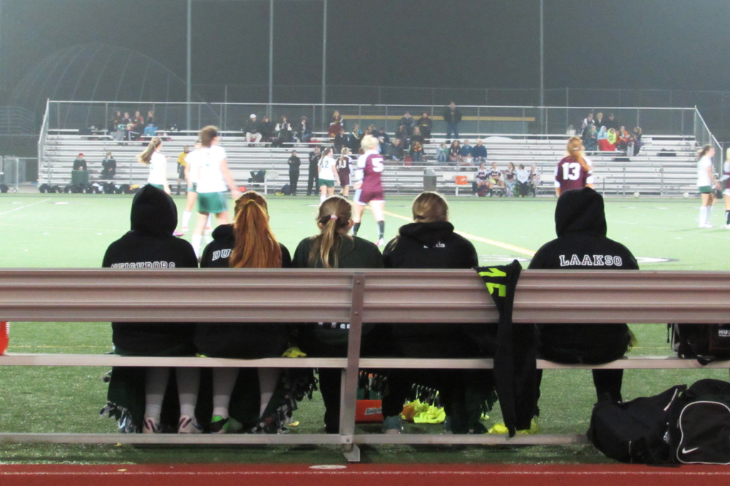 Girls soccer team playing strong through injuries