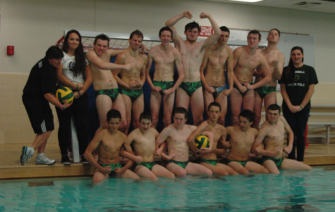 Boys water polo team finishes with a splash