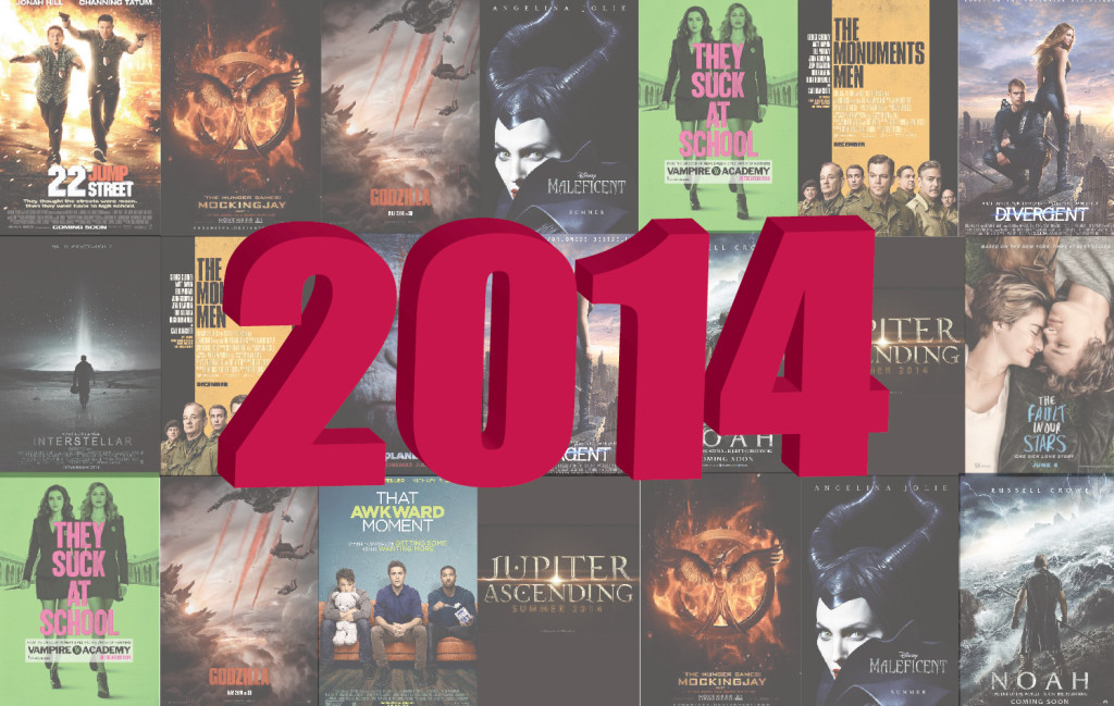 14 Movies to look forward to in 2014