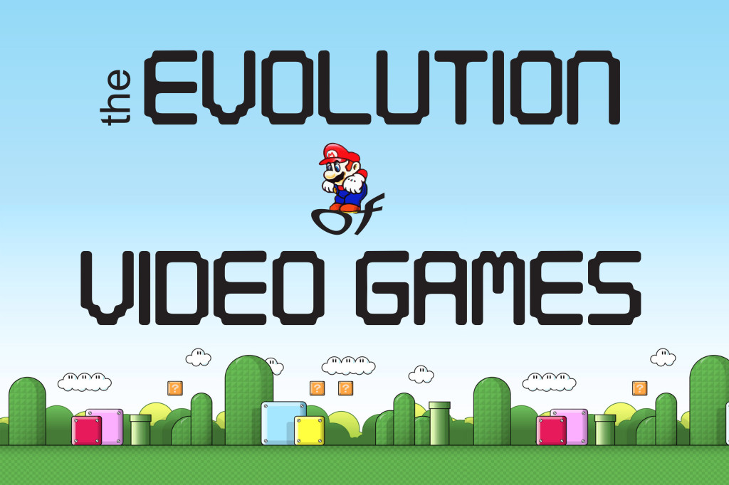 The evolution of video games
