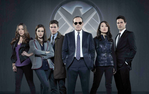 Marvelous agents of S.H.I.E.L.D