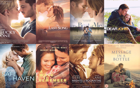 Ten signs you're watching a movie based on a Nicholas Sparks book